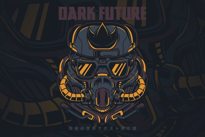 Thumbnail for Dark Future