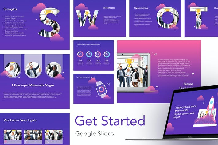 Thumbnail for Get Started Google Slides