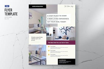 Elegant Furniture Flyer