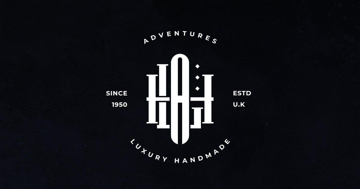 Download HLA Monogram Logo by sagesmask