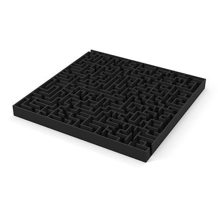 Schwarzes Labyrinth