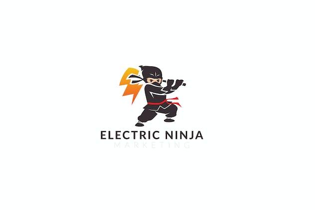 Ninja Marketing Logo