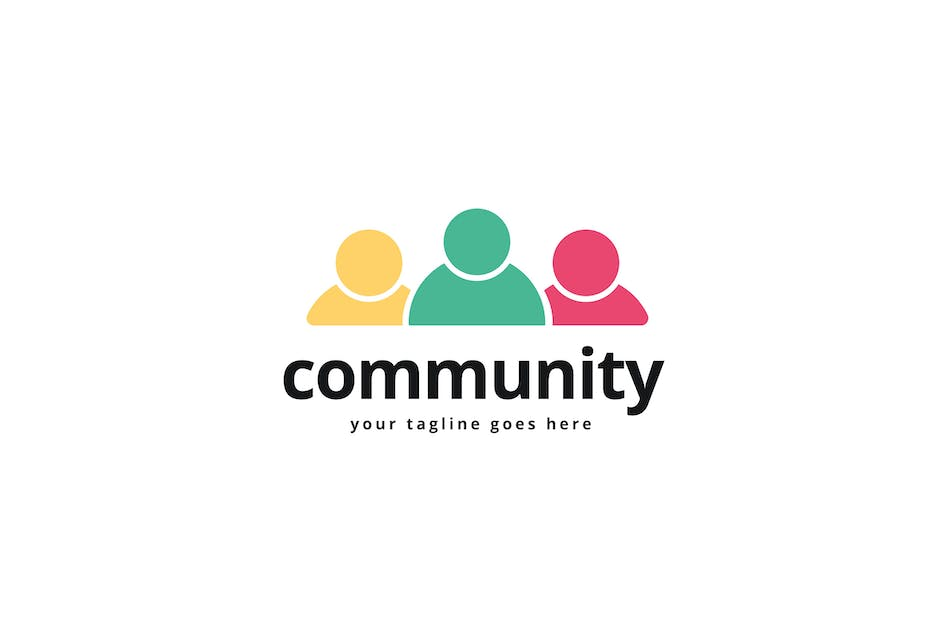 Download Community Logo Template by Pixasquare