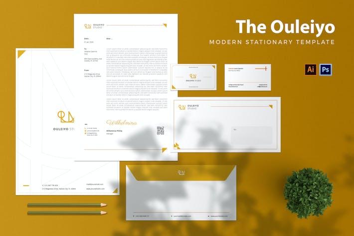 Thumbnail for Ouleiyo Studio - Stationary