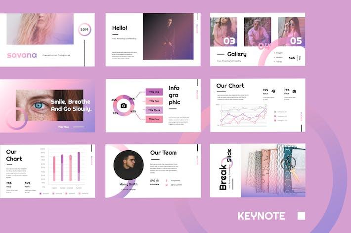 Thumbnail for Savana Keynote Presentation
