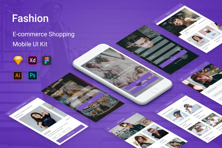 Fashion - Ecommerce Shopping App