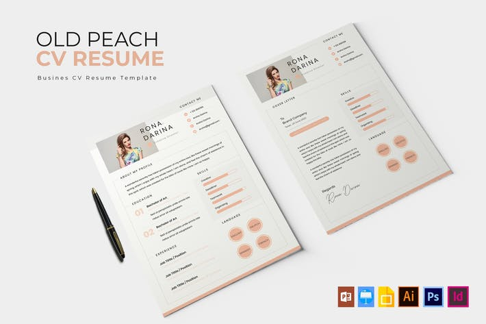 Thumbnail for Old Peach   Lebenslauf & Lebenslauf