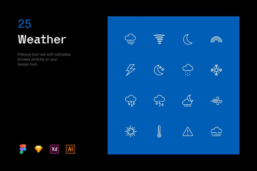 Wetter - Iconuioo