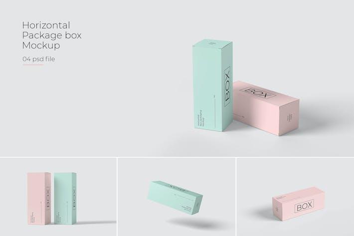 Thumbnail for Package Box Mockup