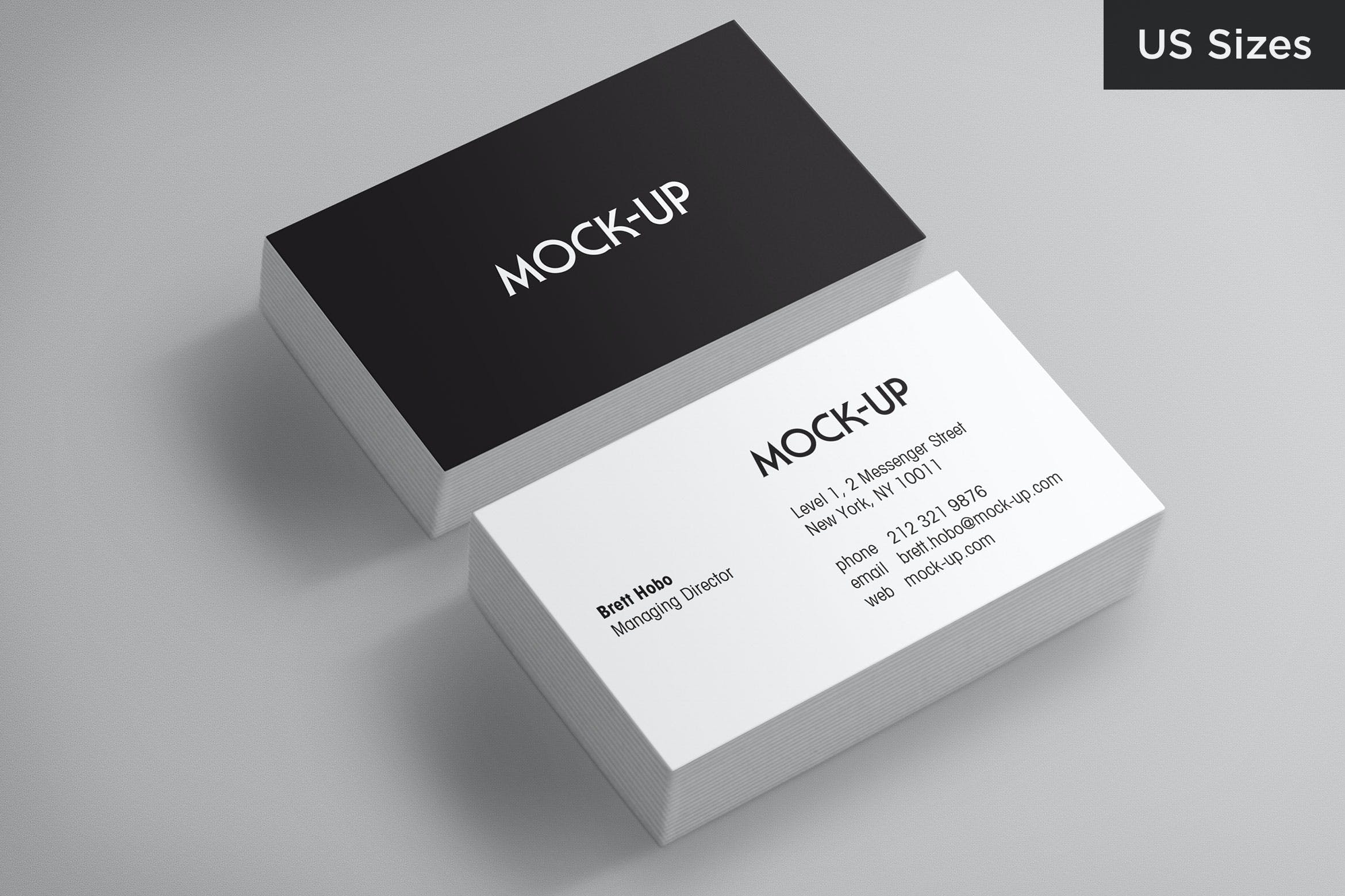 Business Card Mockups by rhett on Envato Elements