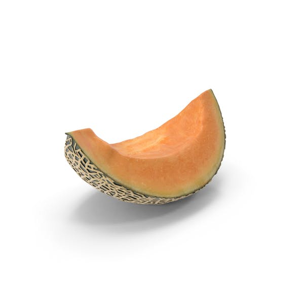 Cantaloupe Slice By Pixelsquid360 On Envato Elements The nutrients that these melons contain may help preserve eye health, prevent asthma, and more. cantaloupe slice by pixelsquid360 on envato elements