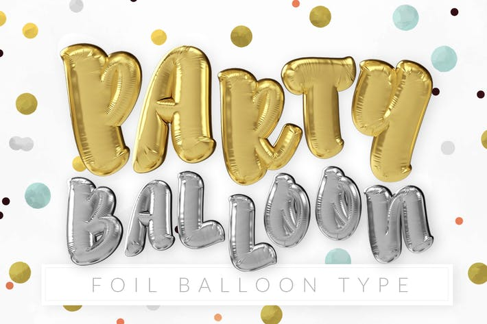 Thumbnail for Foil Balloon Type