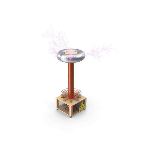 Cover Image for Tesla Coil