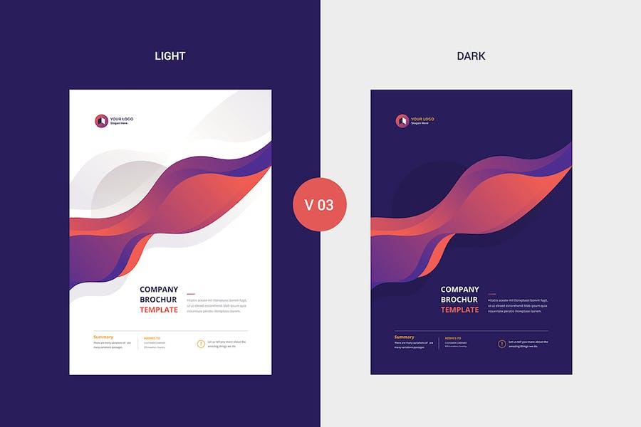 Clean & Modern Multipurpose Brochure V3