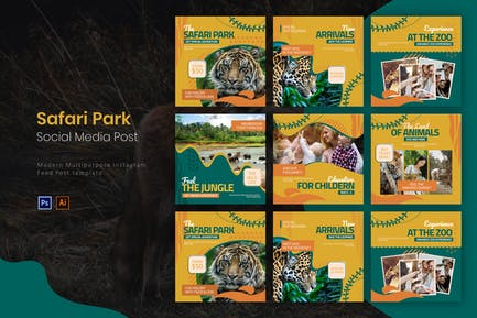 The Safari Park   Instagram Post