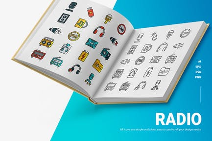 Radio - Icons