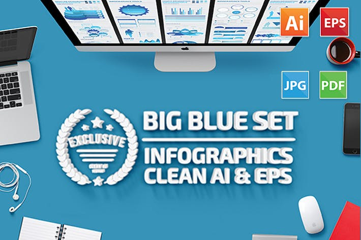 Thumbnail for Infografía Big Blue Kit