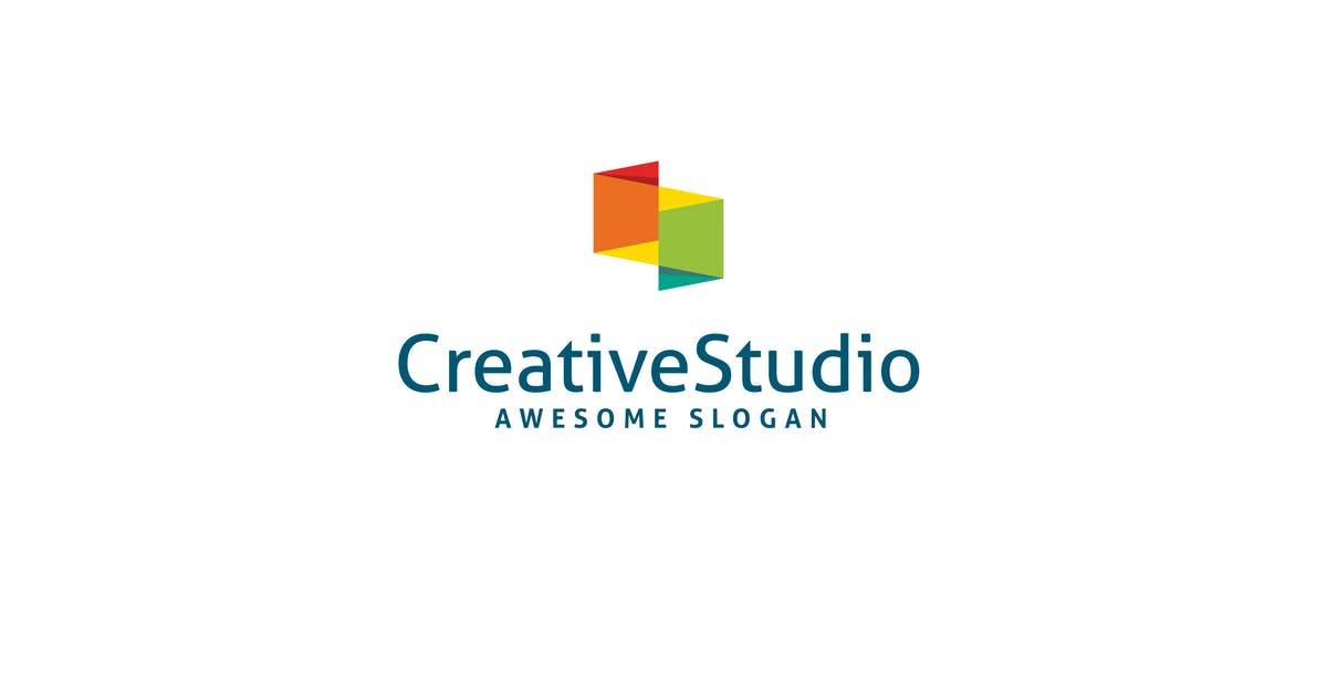 Download Creative studio logo template by Be_Themes