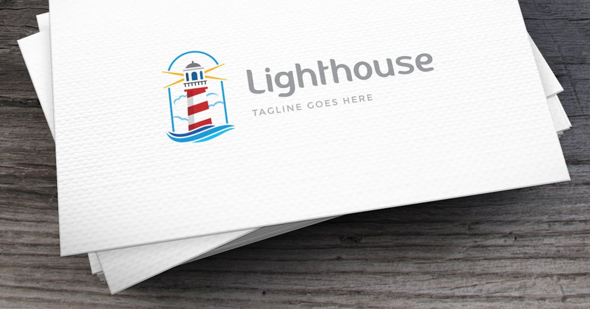 Download Lighthouse Logo Template by empativo