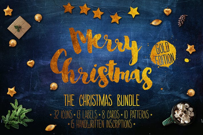 Thumbnail for Christmas bundle. Gold Edition