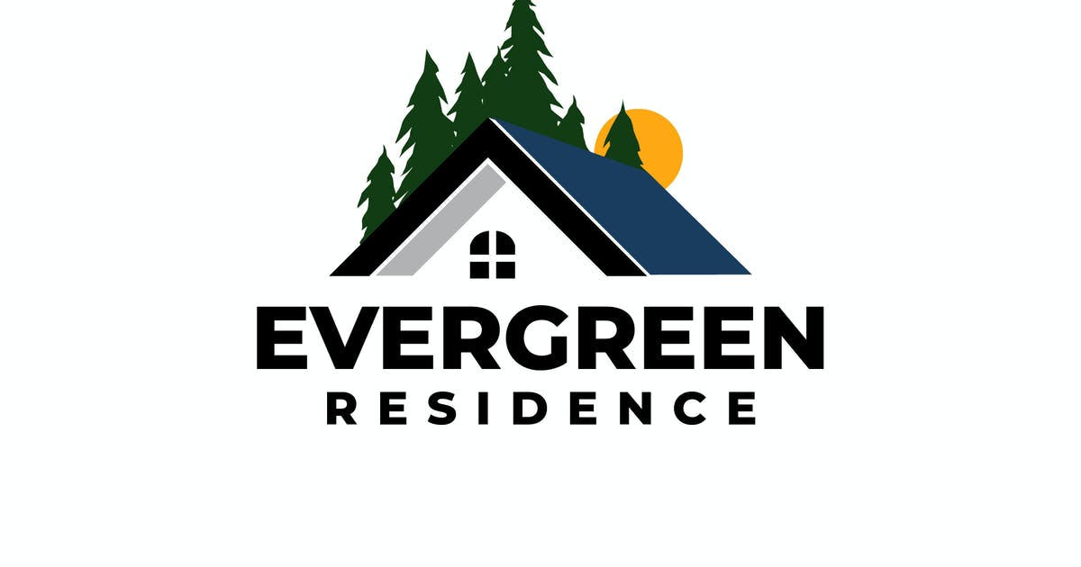 Download Evergreen Real Estate Logo by Suhandi