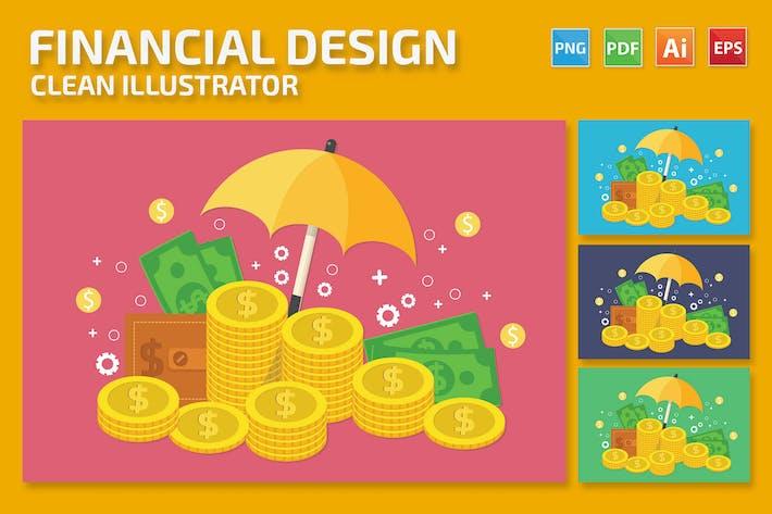Thumbnail for Финансовый дизайн