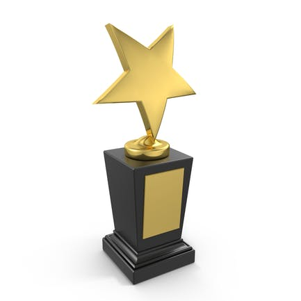 Star Prize Trophy