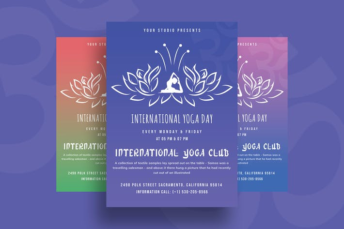 Thumbnail for Yoga Class Flyer-05