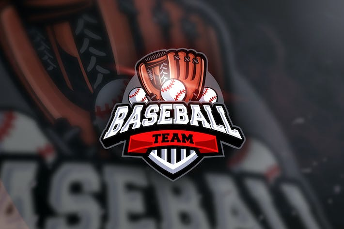 Thumbnail for Baseball - Mascot & Esport Logo