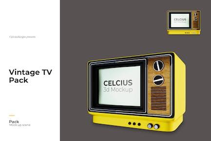 Television Mockup