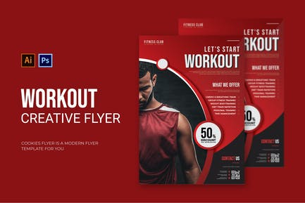 Workout - Flyer