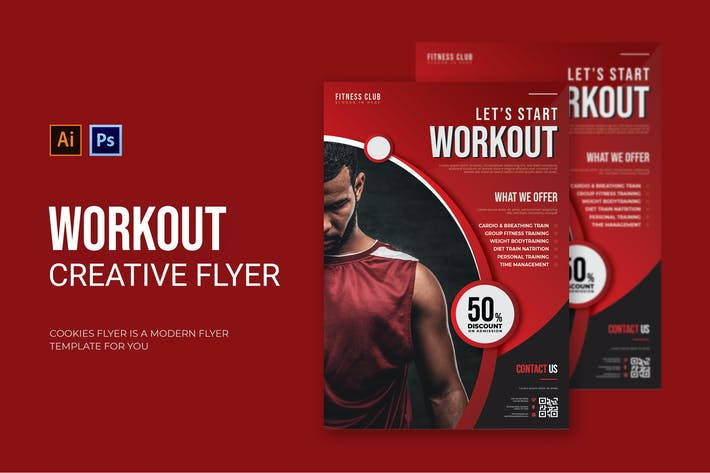 Thumbnail for Workout - Flyer