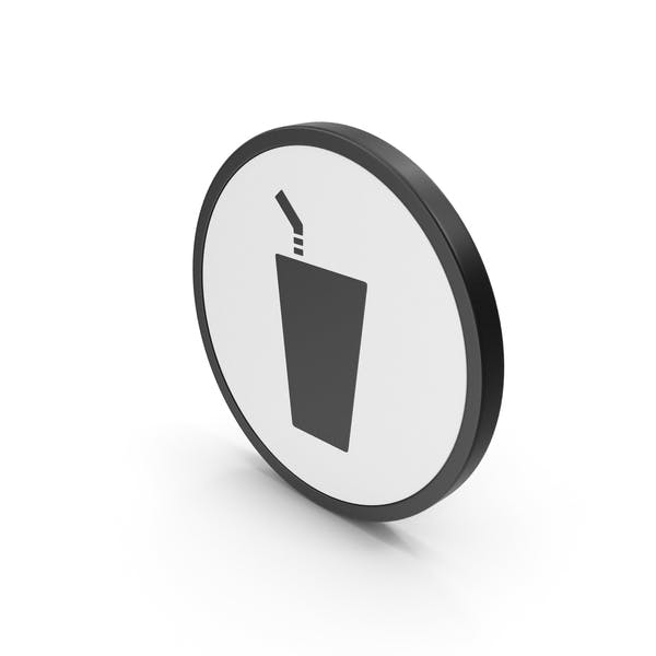 Thumbnail for Drink Icon Black