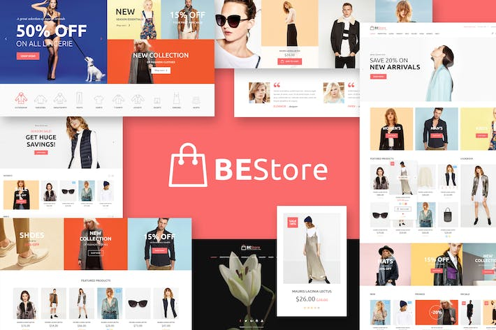 Download Shopify Templates on Envato Elements