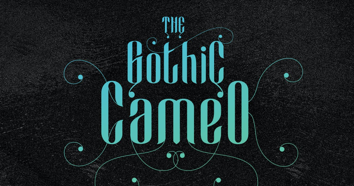 Download Cameo Sweet Gothic by creativemedialab