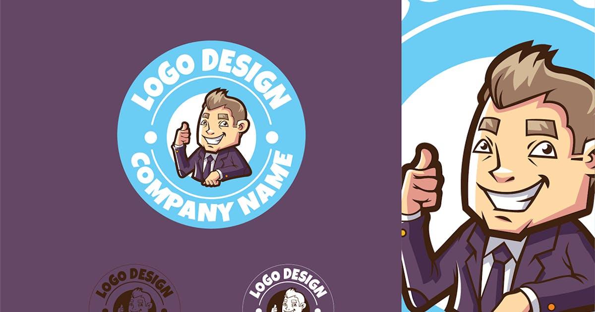Download Company - Mascot & Esport Logo by aqrstudio