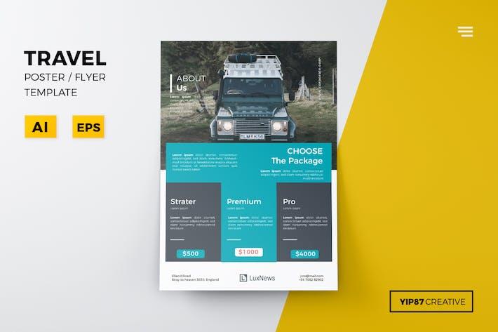 Thumbnail for Travel Flyer