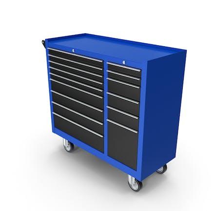 Closed ToolBox Blue