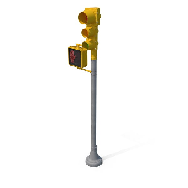 Stop Light Yellow