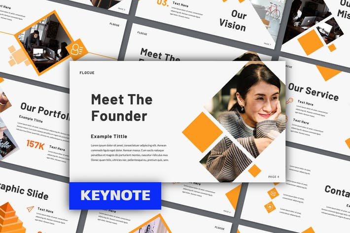 Thumbnail for Keynote ка SWOT для бизнеса Flocue