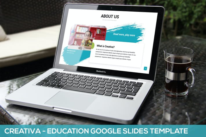 Thumbnail for Creativa - Education Google Slides Template