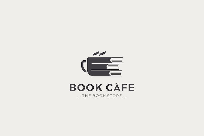 Thumbnail for Book Cafe Logo