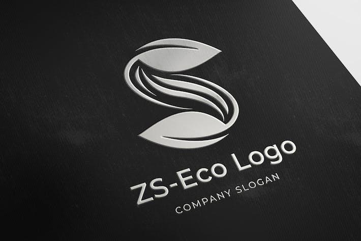 Thumbnail for ZS - Eco Logo