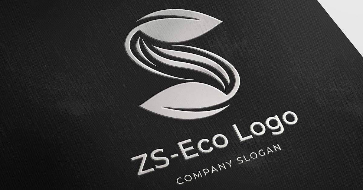 Download ZS - Eco Logo by adamfathony