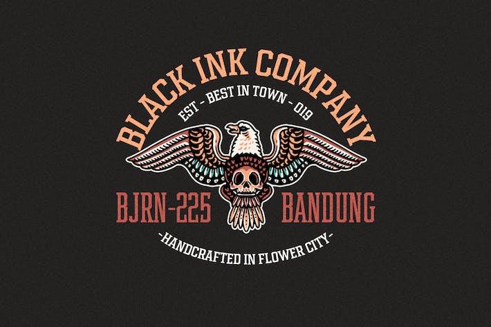 Thumbnail for Eagle Badges Logo