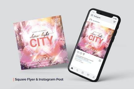Electro Light City Flyer