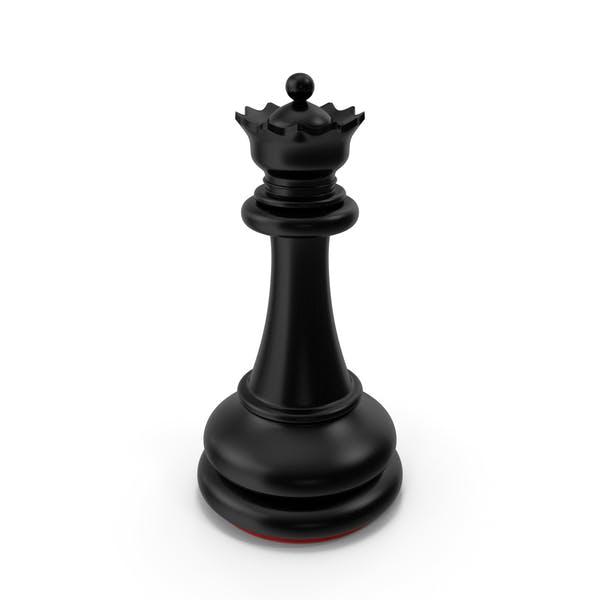 Королева Черная Красная