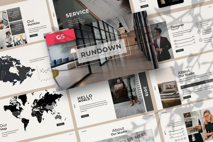 Rundown Presentation