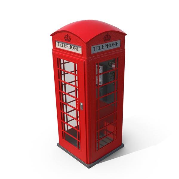 Thumbnail for Britische Telefonbox