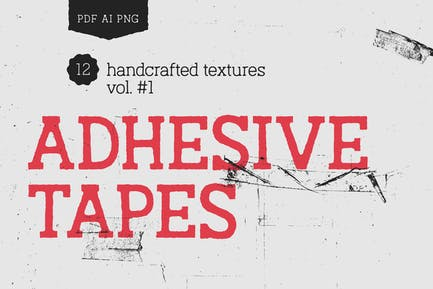 Adhesive Tapes #1 Texture Pack